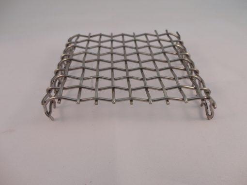enamelling heavy duty mesh support