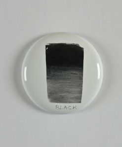 black painting colour