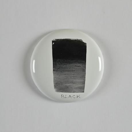 black painting colour