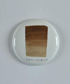 dark brown painting colour