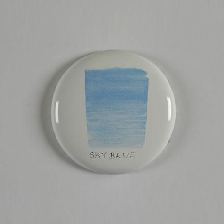 sky blue painting colours