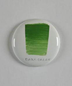 dark green painting colour
