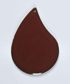 chestnut brown opaque