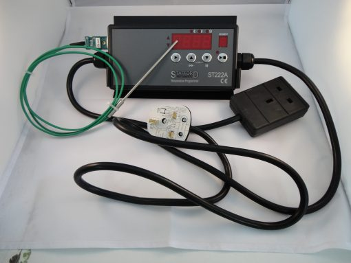 digital kiln controller